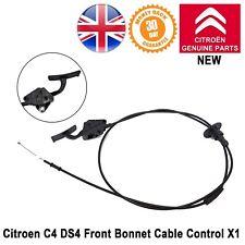 Citroen C4 Mk2 Bonnet Release Cable Control Handle Catch Front 7937T9 New