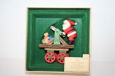 Hallmark Dated Ornament 1993 Santa Express 5th in Series  Brand NEW in Box