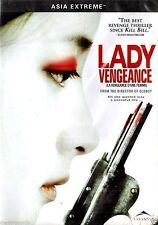 BRAND NEW DVD // ASIA EXTREME // Lady Vengeance // La Vengeance d'une Femme