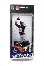 McFarlane NFL Series 35 Dez Bryant - Dallas Cowboys blue jersey HTF