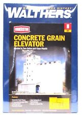 N Scale Walthers Cornerstone 933-3225 ADM Grain Elevator Building Kit