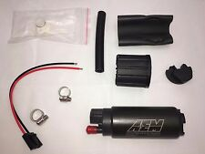 AEM 50-1000 High Flow In-Tank Fuel Pump  320 LPH NEW SEALED EXPEDITED SHIPPING