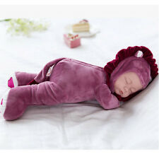 "Lifelike Reborn Baby Dolls Girl Newborn Alive Realistic Soft Vinyl Handmade 14"""
