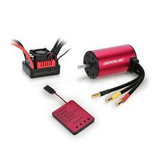 GoolRC S3650 4300KV Motor 60A Brushless ESC and Program Card Combo Set Hot H8L2