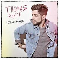 Thomas Rhett Life Changes CD NEW