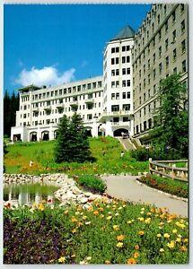 Chateau Lake Louise Banff National Park Canada Vintage 4X6 Postcard AF343 b