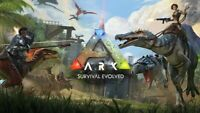 ARK: Survival Evolved Region Free  Steam account new Fast Delivery [data change]