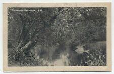 NH ~ Contoocook River ANTRIM New Hampshire 1948 Hillsborough County Postcard