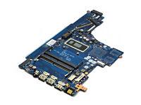 HP 15T-DA100 15-DA SERIES INTEL CORE I7-8565U CPU LAPTOP MOTHERBOARD L52746-001