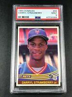 DARRYL STRAWBERRY 1984 DONRUSS #68 ROOKIE RC PSA 9 NEW YORK METS MLB