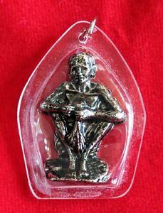 Lp song Phra Khmer Pendant  Buddha Talisman Thai amulet For Luck Gambling Charm
