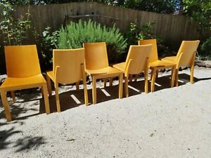 6 Important Dakota Jackson Library Chairs from the San Francisco Public Library