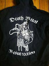 Morgoth Zip Hoodie L-Death, Morbid Angel, Carcass, Entombed