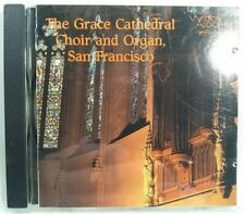 The Organ At Grace Cathedral San Francisco CD Audiophile MINT LP Rare