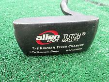 "Golf Alien Tutch Mallet Type Putter 36"" Golf Putter VGC with Nice Original Grip"