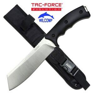 TAC-FORCE EVALUATION TFE-FIX004-BK  Fixed Blade Knife