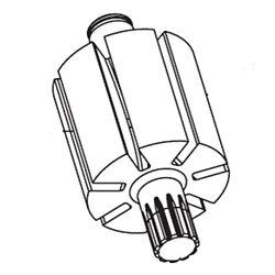 IR Parts 231-53 Rotor