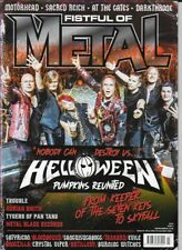FISTFUL OF METAL MAGAZINE-ISSUE 3 *Post included to UK (Also Ship Worldwide)