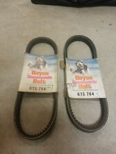 New Listing2 Vintage Nos Dayco Snowmobile Drive belt Gts764 Arctic Cat Z El Tigre Viking ☆