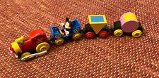 BRIO 32234 Disney Zug (A) - RARITÄT - Mickey Mouse Clubhouse Train VHTF