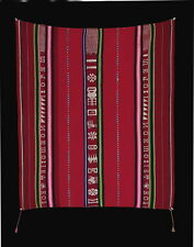 ELEGANT LARGE AYMARA INDIAN RITUAL TEXTILE from 13,800 ft. Pristine Cond TM10214