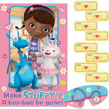 Disney's Doc McStuffins Birthday Party Game For 2-8 Players
