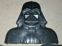 Vintage 1980's Star Wars Darth Vader Carrying Collector Case With Insert