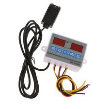 Digital Temperature Humidity Controller Thermostat Microcomputer 12/24/220V