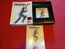 Vintage PC Game - Cricket 97 EA Sports - Jewel Case big box
