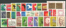 BUNDESPOST - 1969 complete year MNH