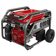 Honda generator black max 7000/8750 brand new in box must sell still have 1 yet