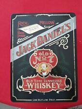 Jack Daniels Whiskey Tin