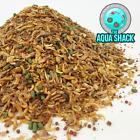 Turtle & Terrapin Food - Sticks Pellets Freeze Dried Shrimp Mix Complete Diet