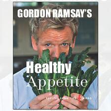 Gordon Ramsay's Healthy Appetite Book By Gordon Ramsay Paperback 9781849491891