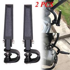 "1""~ 1-1/4"" 1.25"" Engine Guard Crash Bar U-clamp Foot Pegs For Harley Motorcycle(Fits: Mastiff)"