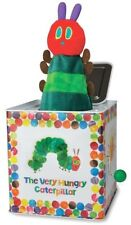 NEW Eric Carle Very Hungry Caterpillar Jack in a Box Musical Toy *EXP SHIPPING*