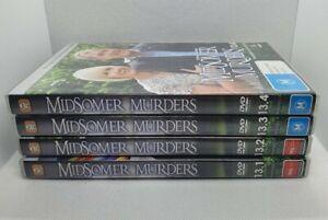 Midsomer Murders: The Complete Series Thirteen Season 13 [DVD] PAL R4