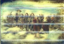 The Hobbit An Unexpected Journey 3D Lenticular Chase Card KA-02 The Company of