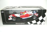 Toyota Racing No.8 J. Trulli Formel 1 Showcar 2006