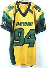 GAME USED / PRACTICE USED #94 HAYWARD JERSEY SIZE L