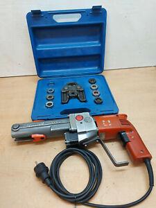 Viega Typ 2 Pressmaschine Presszange Presswerkzeug 7x Pressbacken