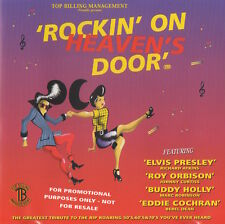 ROCKIN' ON HEAVEN'S DOOR - RARE PROMO SOUNDTRACK CD