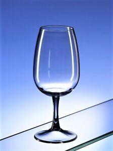 AIOS Unbreakable Reusable Plastic Wine Glasses/Flutes 235ml BPA-free
