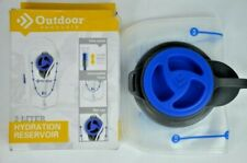 Outdoor Products Hydration Reservoir 2.0 Liter Clear NO TUBING / HOSE Brand New