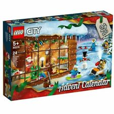LEGO 60235 CITY - Advent Calendar YEAR 2019 - DIRECT SHIPPING TOP PRICE