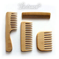 4 set-pettini,afrokamm,Pettine per capelli,parrucchiere,bambino,ricci,pettine,
