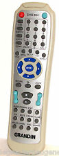 Télécommande/Remote GRANDIN CINE 804 => DVD (Sans Cache Piles/No Cover)