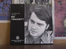 ED TRICKETT TELLING TAKES ME HOME FOLK LEGACY LP FSI-46