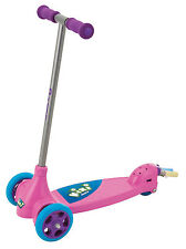 Razor Kixi Scribble Scooter Girl's toy Gift Riding toy Chalk art  Pink New! Kids
