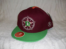 STALL & DEAN VINTAGE RUCKER DALLAS STARS FITTED HAT (8)